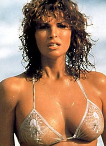Raquel Welch Before Plastic Surgery