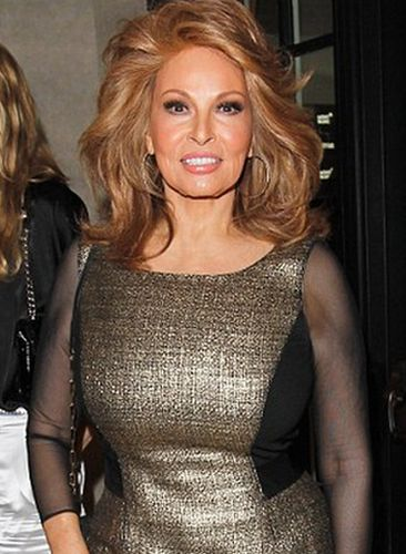 Raquel Welch Cosmetic Surgery