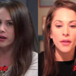 Ana Kasparian Before and After Nose Job 150x150