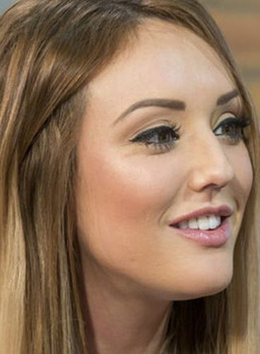 Charlotte Crosby Before Nose Job