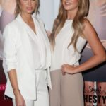 Charlotte Crosby and Lauren Pope