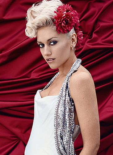 Gwen Stefani Before Cosmetic Surgery