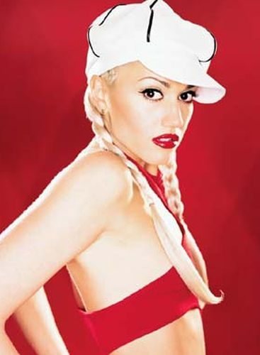 Gwen Stefani Young