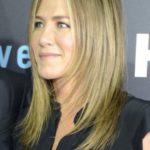 Jennifer Aniston After Rhinoplasty