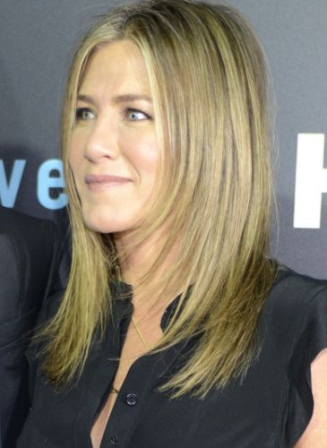 Jennifer Aniston After Rhinoplasty