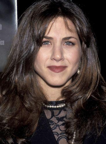 Jennifer Aniston Before Rhinoplasty
