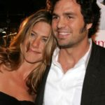 Jennifer Aniston and Mark Ruffalo