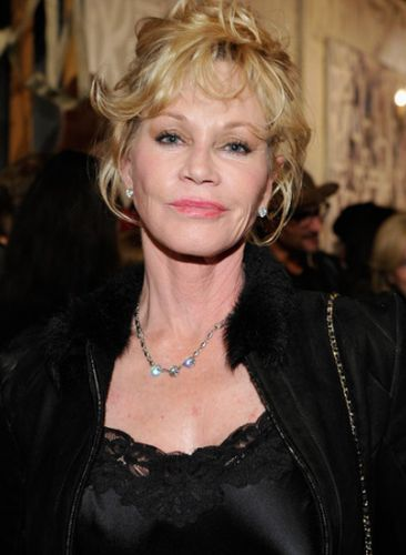 Melanie Griffith After Cosmetic Surgery