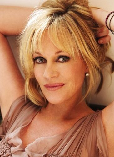 Melanie Griffith Before Cosmetic Procedure