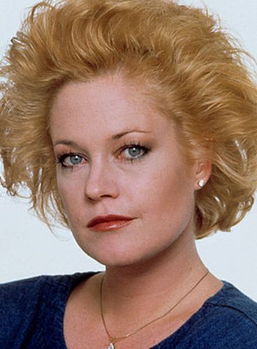 Melanie Griffith Before Cosmetic Surgery