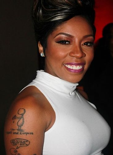 K Michelle Before Cosmetic Surgery