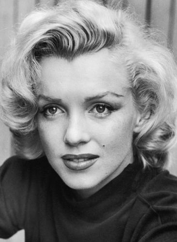 Marilyn Monroe After Cosmetic Surgery