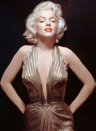 Marilyn Monroe After Plastic Surgery