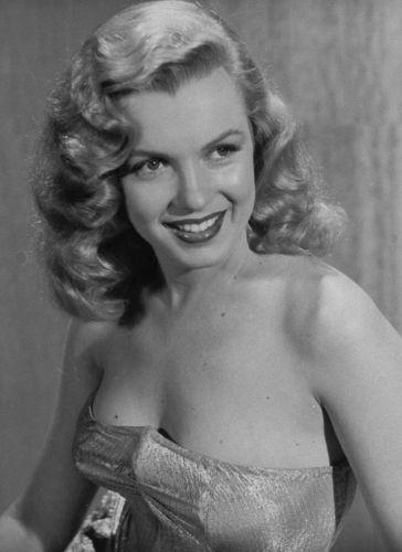 Marilyn Monroe Before Surgery Procedure