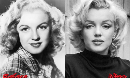 Marilyn Monroe Plastic Surgery: A Shooting Star
