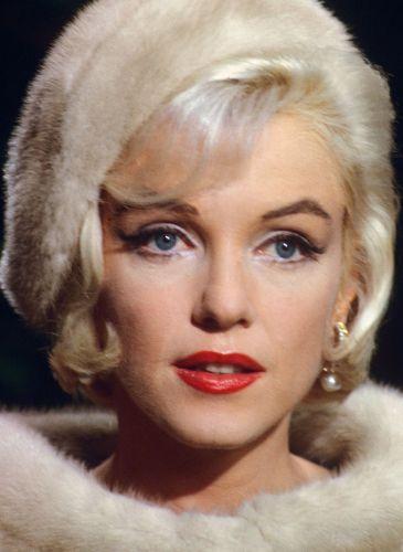 Marilyn Monroe Movie Icon