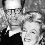 Marilyn Monroe and Arthur Miller 150x150