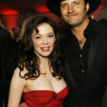 Rose McGowan and Robert Rodriguez 150x150