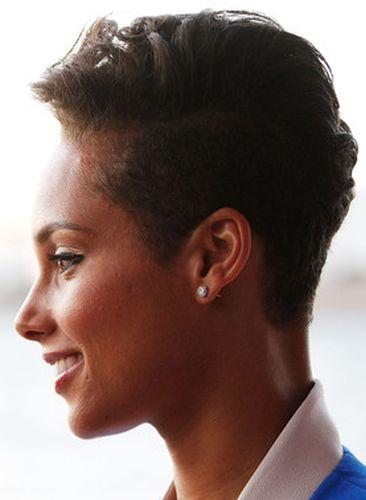 Alicia Keys After Nose Job Surgery