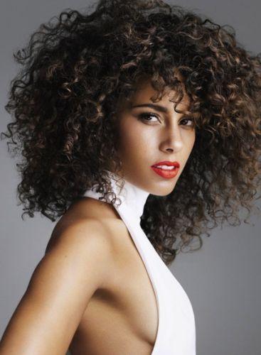 Alicia Keys Fashion Photo