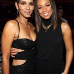 Alicia Keys and Halle Berry