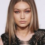 Gigi Hadid After Cosmetic Procedure