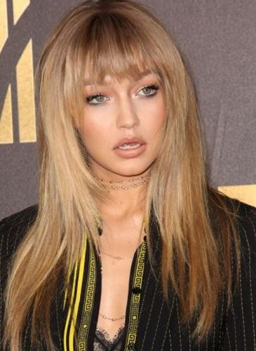 Gigi Hadid After Cosmetic Surgery
