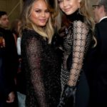 Gigi Hadid and Chrissy Teigen 150x150