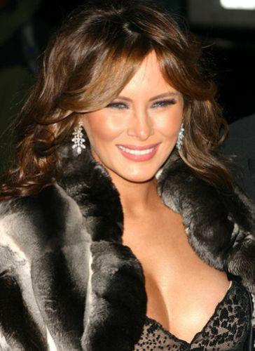 Melania Trump After Plastic Surgery