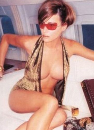 Melania Trump Provocative Photoshoot