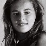 Melania Trump teen photo