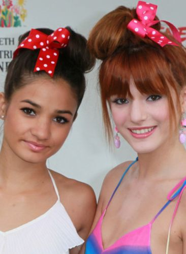 Pia Mia and Bella Thorne