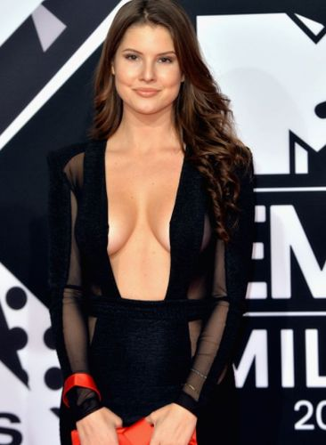Amanda Cerny MTV Awards