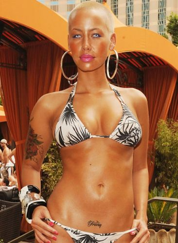 Amber Rose Before Boob Job