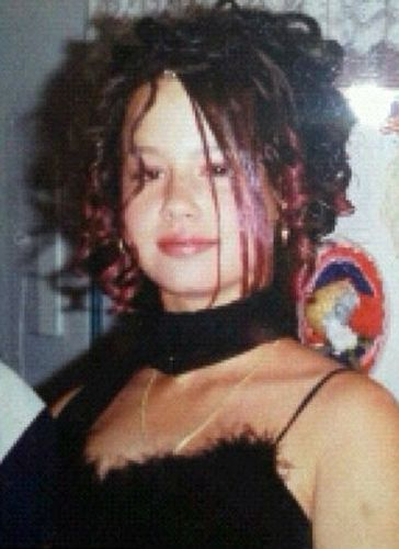 Amber Rose Teenager Photo
