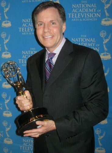 Bob Costas Emmy Award