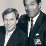 Bob Costas and OJ Simpson
