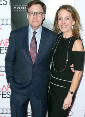 Bob Costas and Wife