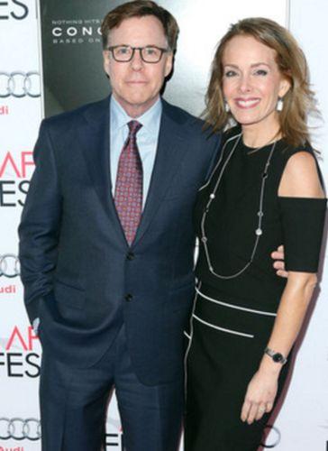 Bob Costas and Wife