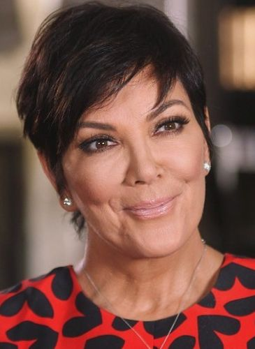 Kris Jenner After Cosmetic Surgery