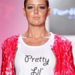 Brielle Biermann Fashion Show