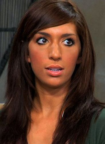 Farrah Abraham Before Plastic Surgery
