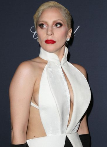 Lady Gaga After Surgery Procedure