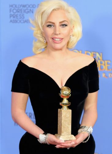 Lady Gaga Golden Globe Awards