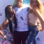 Lele Pons with Allicattt and Andi Haliggan 150x150
