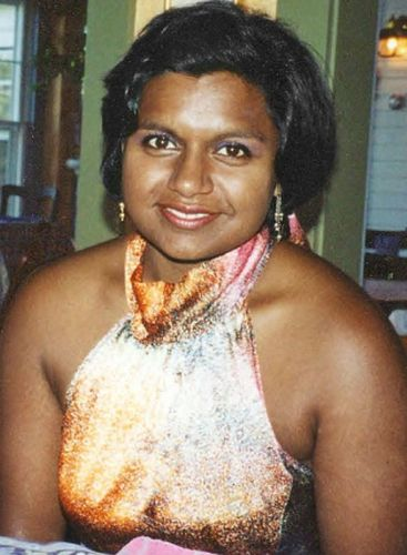 Mindy Kaling Young Photo