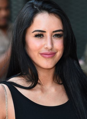 Marnie Simpson After Nose Job Surgery