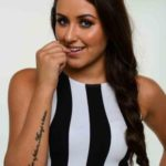 Marnie Simpson Before Rhinoplasty Surgery 150x150