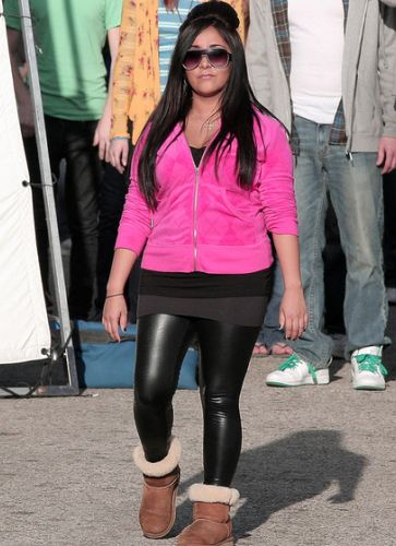 Snooki Before Surgery Procedure
