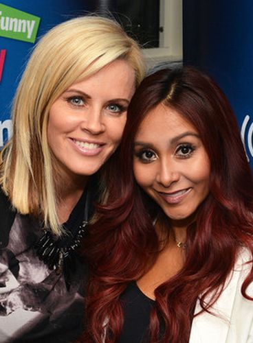 Snooki and Jenny McCarthy